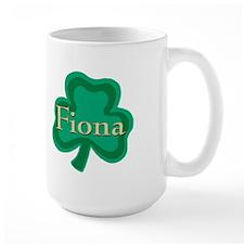 Fiona Irish Girl Large Coffee Mug