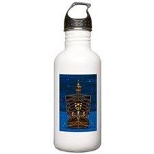 Knights & Princess on Ship Water Bottle 1.0L