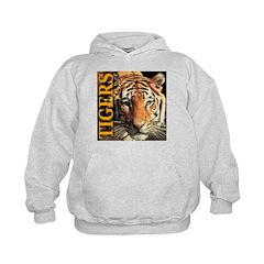 Tigers Golden Kids Hoodie