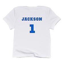 Jackson 1st Birthday Infant T-Shirt