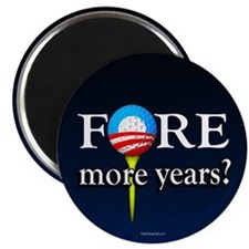 "FORE More Years? 2.25"" Magnet (10 pack)"