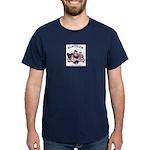 Dark T-Shirt (Assorted Colors)