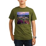 Can You Find Jesus? Organic Men's T-Shirt (dark)