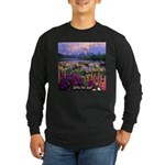 Can You Find Jesus? Long Sleeve Dark T-Shirt