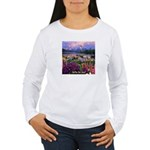 Can You Find Jesus? Women's Long Sleeve T-Shirt
