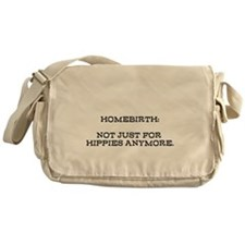 Homebirth Messenger Bag