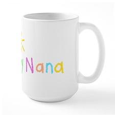 i Love My Nana Mug