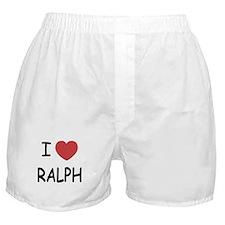 I heart ralph Boxer Shorts
