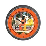 Gauguin's Ta Matete Wall Clock