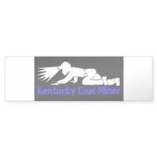 Coal Miner Bumper Sticker