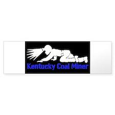 Coal Miner Bumper Sticker