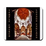 Temple Church Mousepad