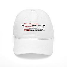 ONE Black Belt Baseball Cap