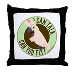 ICT,CYF Moluccan Cockatoo Throw Pillow