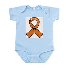 Cavalier Rescue Ribbon Infant Bodysuit