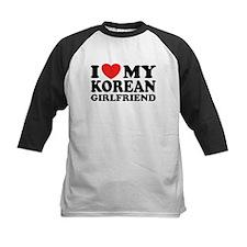 I Love My Korean Girlfriend Tee