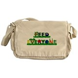 Feed Everyone Messenger Bag
