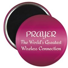 "Prayer - World's Greatest Wir 2.25"" Magnet (10 pac"