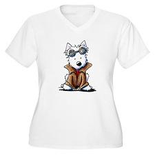 Amelia Dearheart Westie T-Shirt