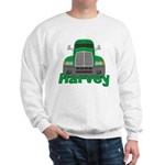 Trucker Harvey Sweatshirt