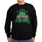 Trucker Harvey Sweatshirt (dark)
