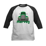 Trucker Harvey Kids Baseball Jersey