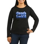 Couch Lock'd Women's Long Sleeve Dark T-Shirt