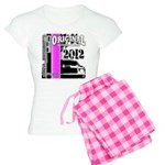 Original Muscle Car Pink Women's Light Pajamas