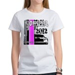 Original Muscle Car Pink Women's T-Shirt