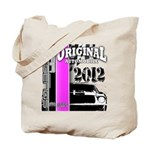 Original Muscle Car Pink Tote Bag