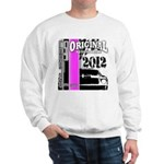 Original Muscle Car Pink Sweatshirt