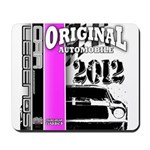 Original Muscle Car Pink Mousepad