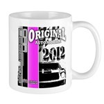 Original Muscle Car Pink Mug