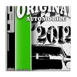 Original Muscle Car Green Tile Coaster