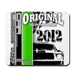 Original Muscle Car Green Mousepad