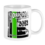 Original Muscle Car Green Mug