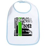 Original Muscle Car Green Bib