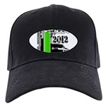 Original Muscle Car Green Black Cap