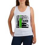 Original Muscle Car Green Women's Tank Top