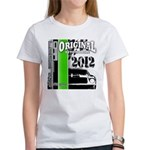 Original Muscle Car Green Women's T-Shirt