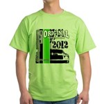Original Muscle Car Green Green T-Shirt