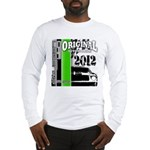 Original Muscle Car Green Long Sleeve T-Shirt