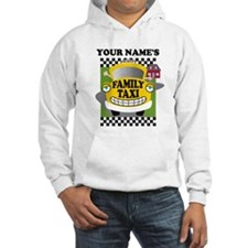 Personalized Family Taxi Hoodie