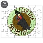 ICT,CYF Black Palm Cockatoo Puzzle