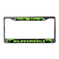 NILBOGMOBILE License Plate Frame