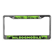 NILBOGMOBILE License Plate Frame