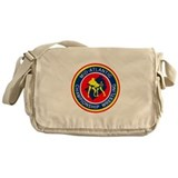 Mid-Atlantic Wrestling Messenger Bag