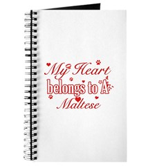 Maltese Dog Designs Journal