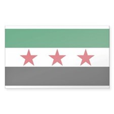 Cute Syria revolution Decal