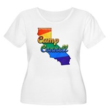 Camp Connell, California. Gay Pride T-Shirt